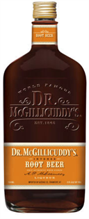 Dr. Mcgillicuddy's Liqueur Intense Root Beer 1.00l